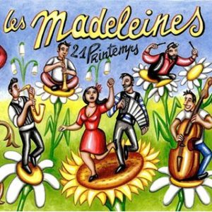 Les Vendredis de l'été :  « Les Madeleines » @ Place de la République