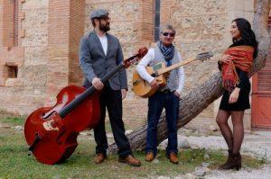 Les Vendredis de l'été : « Trio Ephémère » @ Place de la République