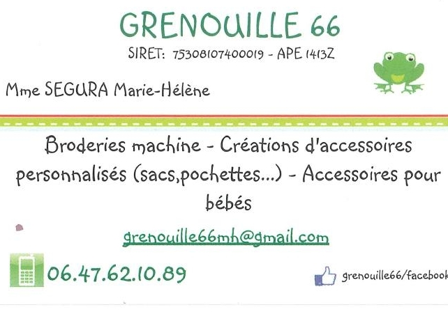 GRENOUILLE 66
