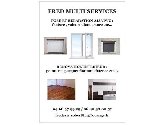 FRED MULTI SERVICES