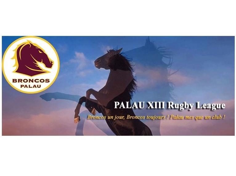 Broncos de Palau XIII