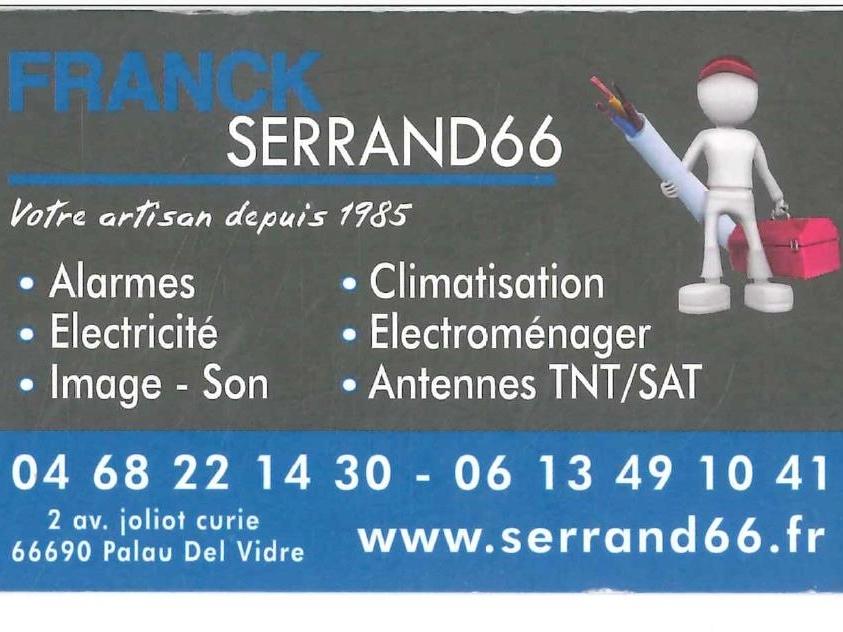 Franck SERRAND 66
