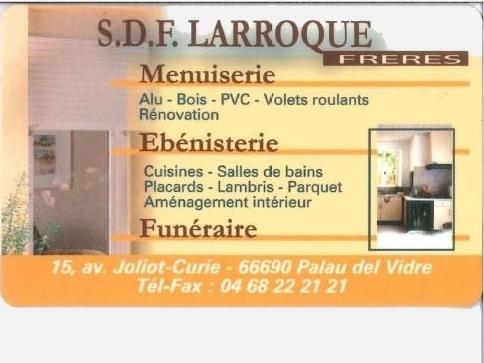 SDF LARROQUE FRERES