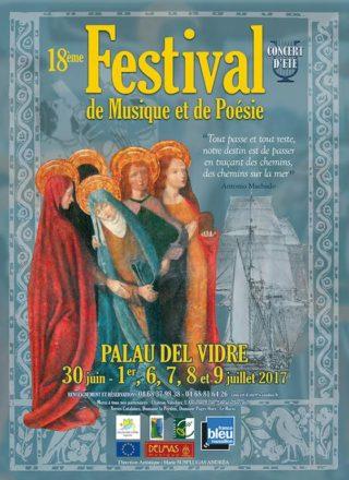 18 ème Festival de Musique et de Poésie