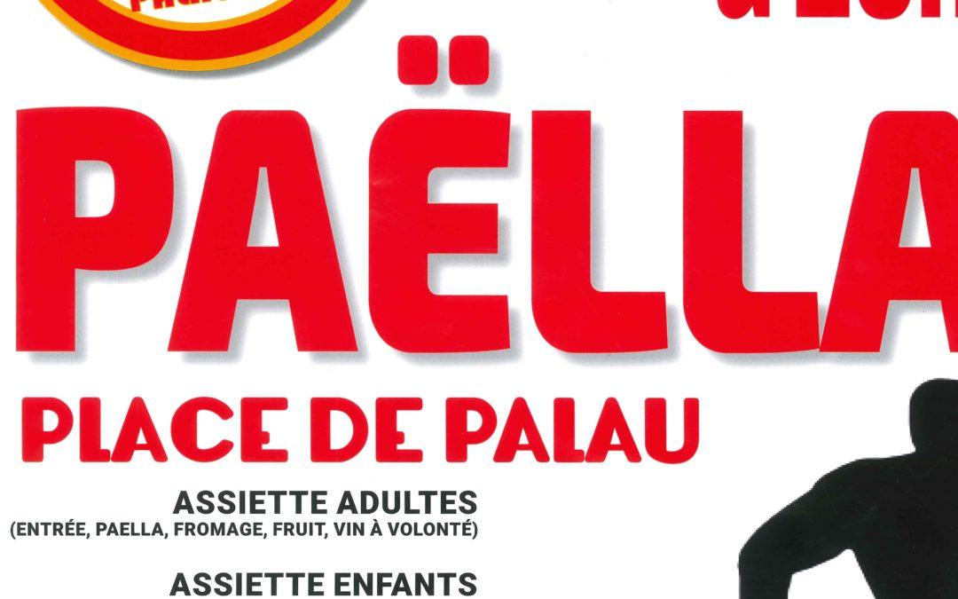 PAELLA DE PALAU XIII
