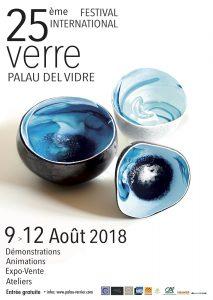 XXVème Festival International du Verre Contemporain