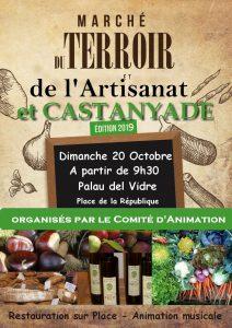 FETE DU TERROIR ET CASTANYADE @ Foyer François Tané | Palau-del-Vidre | Occitanie | France