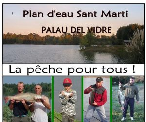 CONCOURS DE PECHE @ Plan d'eau Sant Marti | Palau-del-Vidre | Occitanie | France