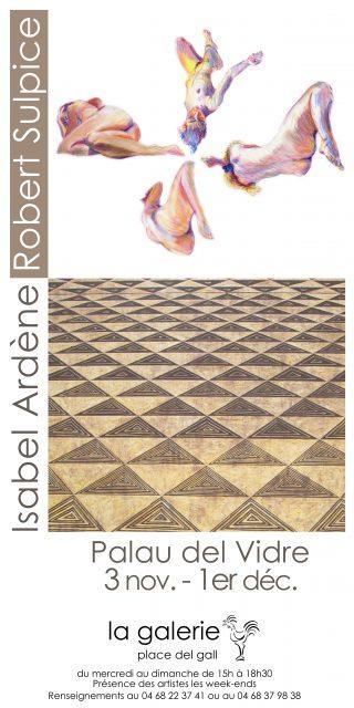 La Galerie : Isabel Ardène et Robert Sulpice