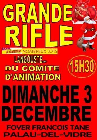 Rifle de Noël