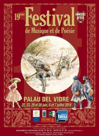 19 ème Festival de Musique et de Poésie