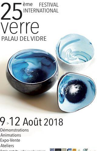 25 ème Festival International du Verre Contemporain