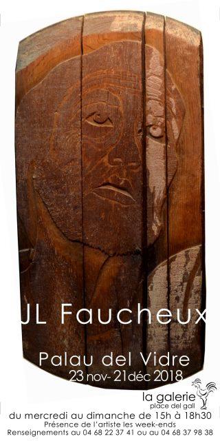 «Jean Louis FAUCHEUX à La Galerie»