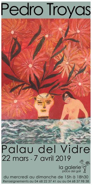 Pedro Troyas à La Galerie du 22 mars au 7 avril 2019