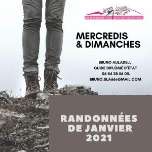 Randonnées de Sport Loisirs Aventures @ Palau-del-Vidre | Occitanie | France