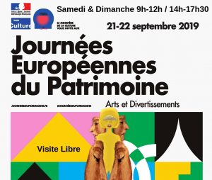 JOURNEES EUROPEENNES DU PATRIMOINE @ Eglise de Palau del Vidre