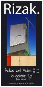 Ouverture et vernissage de l'exposition Rizak @ La Galerie | Palau-del-Vidre | Occitanie | France